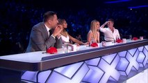 Watch Jamie Raven and UDI go through to the final | Semi-Final 3 | Britains Got Talent 2015
