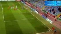 Kayserispor - Besiktas JK 1-1 Diego Biseswar