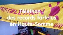 Haute-Somme: les records farfelus du Téléthon