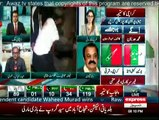 Local Bodies Election 2015 on Express News 8pm to 9pm - 5th December 2015