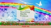 Pkg Fund of Nsg Vol 1  2 3e  RN Skills Videos DVD 3e  Davis Edge RN Funds  Tabers 22e Read Online