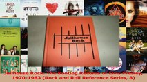 Read  Jailhouse Rock The Bootleg Records of Elvis Presley 19701983 Rock and Roll Reference PDF Free