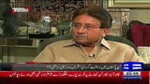 Pervez Musharruf Response Those Members Who Are In His Cabinet & Now Represent Nawaz Goverment