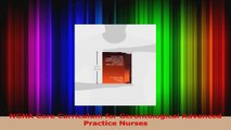 NGNA Core Curriculum for Gerontological Advanced Practice Nurses PDF