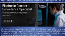 Counter surveillance equipment suppliers   Electronic Counter Surveillance