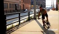 INSANE - Tim Knoll - Parkour BMX Bike Stunts - BMX - Video Dailymotion