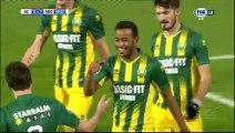 Bakker Goal - AZ Alkmaar 0-1 Den Haag - 04-12-2015 Eredivisie