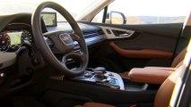 Audi Q7 e-tron 3.0 TDI quattro - Interior Design