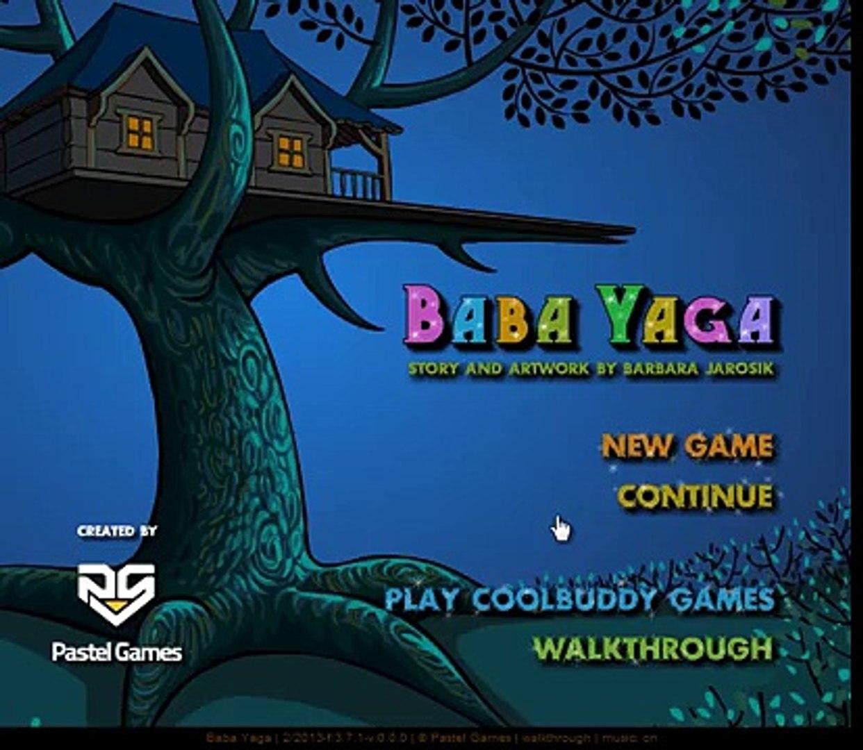 Baba Yaga Oyunu Oyna - Cadı Evinden Kaçış Çözümü Oyunturu.Org