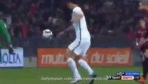Zlatan Ibrahimovic Fantastic GOAL OGC Nice 0-1 PSG Ligue 1 4.12.2015 HD