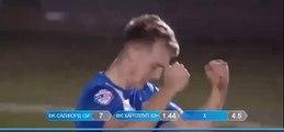 Oates Penalty GOAL Salford City 0-1 Hartlepool Utd 04.12.2015