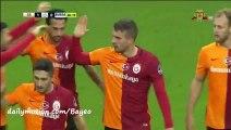 Galatasaray 3-0 Bursaspor - All Goals & Highlights 04.12.2015 HD