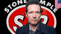 Stone Temple Pilots lead singer Scott Weiland dies: Animated Tribute