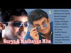 Surya Hits Madhavan Hits Surya and Madhavan Hits