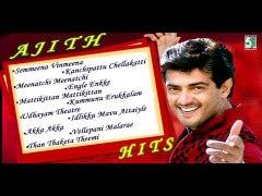 Ajith Hits Juke box Hits if Ajith Thala Hits Ajith Kumar Hits