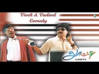 Vivek & Vadivelu Comedy - Looty