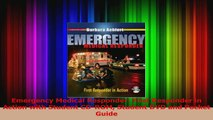 PDF Download  Emergency Medical Responder First Responder in Action with Student CDROM Student DVD and PDF Online