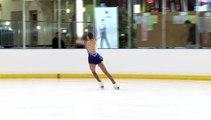 S DAOUST Junior Women Free (2016 Challenge)
