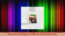 Download  Avengers  West Coast Avengers Along Came A SpiderWoman Avengers Marvel Unnumbered PDF Online