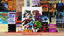 Read  Marvel Adventures The Avengers Vol 1 Heroes Assembled V 1 Ebook Free