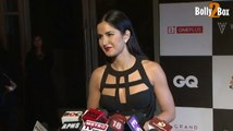 Katrina Kaif Talks About Upcoming Bollywood Movie Fitoor And Jagga Jasoos At GQ Fashion Nights 2015 - Bollywood News & Gossips