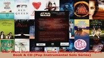 Read  Star Wars Instrumental Solos Movies IVI Trumpet Book  CD Pop Instrumental Solo Ebook Free