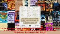 Read  Ultimate Christmas Instrumental Solos Trumpet Book  CD Alfreds Instrumental PDF Free
