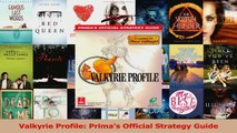 Read  Valkyrie Profile Primas Official Strategy Guide Ebook Free