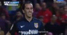 Granada VS Atletico/Madrid 0-1 Diego Godin Goal