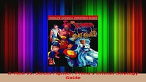 Download  XMen Vs Street Fighter Primas Official Strategy Guide Ebook Online