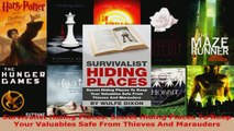 Read  Survivalist Hiding Places Secret Hiding Places To Keep Your Valuables Safe From Thieves Ebook Free