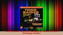Download  Tomb Raider II  III Flip Book Primas Official Strategy Guide PDF Free