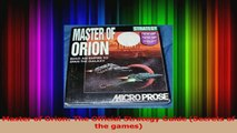 Read  Master of Orion The Official Strategy Guide Secrets of the games PDF Free