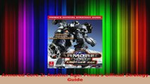 Read  Armored Core 2 Another Age Primas Official Strategy Guide PDF Online