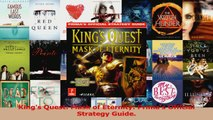 Download  Kings Quest Mask of Eternity Primas Official Strategy Guide PDF Online
