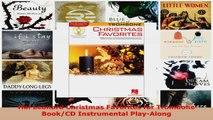 Read  Hal Leonard Christmas Favorites for Trombone BookCD Instrumental PlayAlong PDF Online