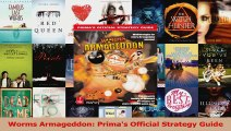 Read  Worms Armageddon Primas Official Strategy Guide Ebook Free