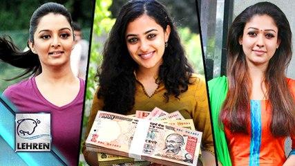 Highest Paid Malayalam Actress Of 2015