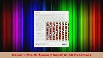 Download  Hanon The Virtuoso Pianist in 60 Exercises PDF Free