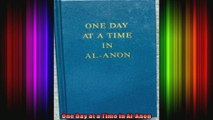 One Day at a Time in AlAnon