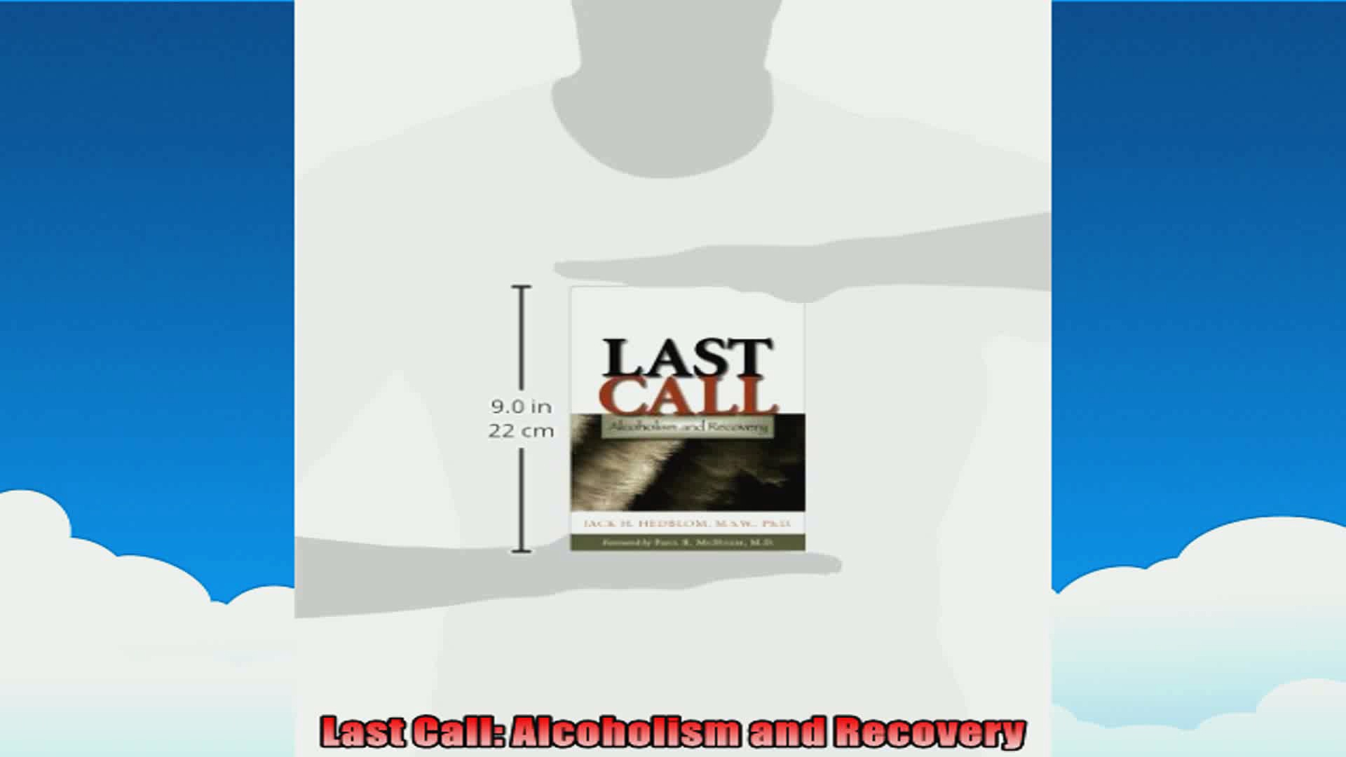 Last Call Alcoholism and Recovery