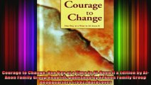 Courage to Change One Day at a Time in AlAnon II a Edition by AlAnon Family Group Head