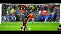 Neymar ● Cristiano Ronaldo ● Lionel Messi - Ballon d'Or 2015 Battle - HD