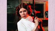 """#Empowerista: Carrie Fisher & """"The Force Awakens"""" Break Hollywood Age Norms"""