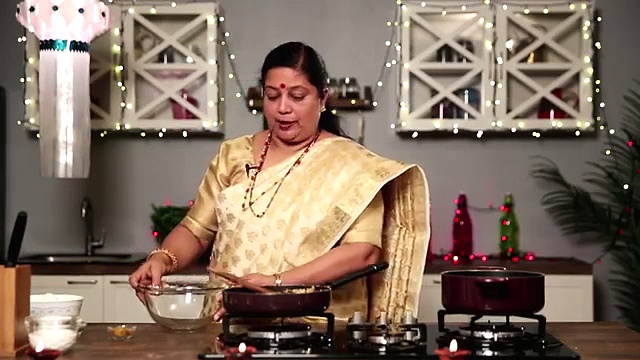 Karanji   Gujiya – Diwali Faral – Traditional Recipe by Archana – Sweet Indian Snacks in Marathi