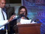 Angel Nursing Welfare Organization Presenting 2nd Singing Competition Wiladat-e-Masiha  On 28 November 2015