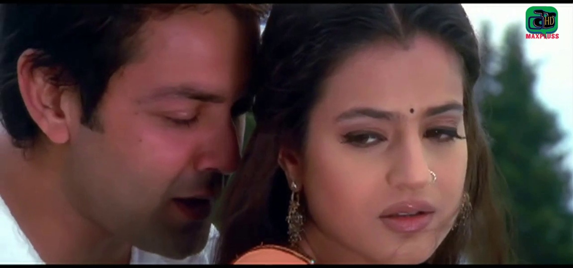 Kaise Tumhe Bataun   Full Video Song   HD-720p   Humko Tumse Pyaar Hai   Amisha Patel-Bobby Deol   M