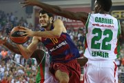 [HIGHLIGHTS] BASKET (Euroleague): Panathinaikos-FC Barcelona Lassa (93-86)