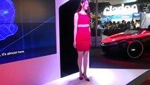 東京モーターショー2015コンパニオン 三菱電機