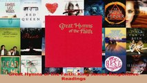 PDF Download Great Hymns of the Faith King James Responsive